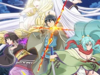 Video Promosi Pertama Anime Tsukimichi -Moonlit Fantasy- Mengungkapkan Seiyuu Lainnya dan Kapan Animenya Tayang Perdana 28
