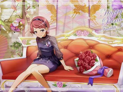 Mari Kita Ucapkan Kata Yang Indah Untuk Futaba Isurugi Dalam Hari Ulang Tahunnya 1