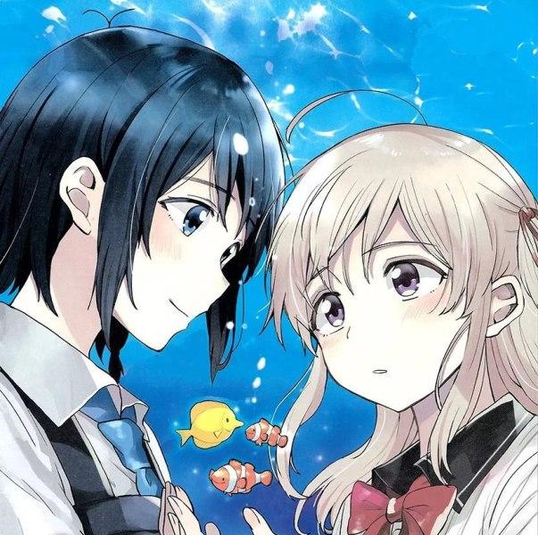 Makoto Hagino, Penulis Manga Tropical Fish Yearns For Snow, Mempersiapkan Proyek Baru 1