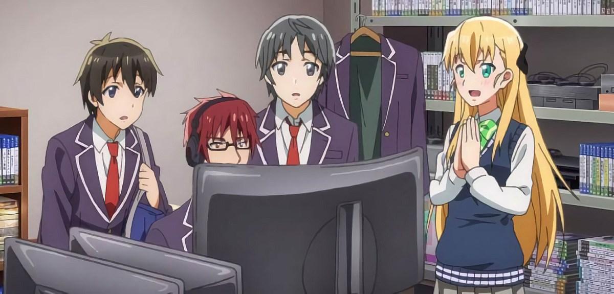 20 Klub Sekolah Teraneh yang Pernah Ada di Anime 3
