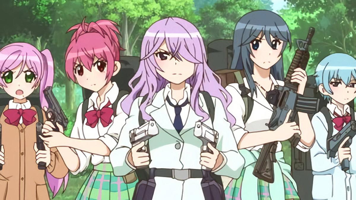 20 Klub Sekolah Teraneh yang Pernah Ada di Anime 14