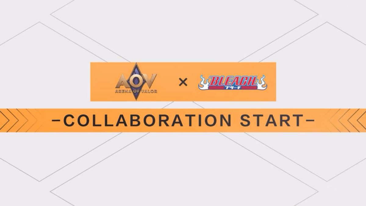 Garena AOV Umumkan Kolaborasi dengan Anime Bleach 2