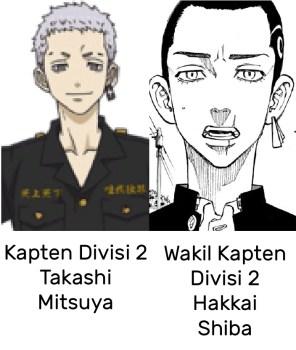 Kenalan Yuk Dengan Geng Tokyo Manji dari Anime Tokyo Revengers 6