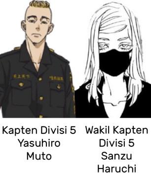 Kenalan Yuk Dengan Geng Tokyo Manji dari Anime Tokyo Revengers 9