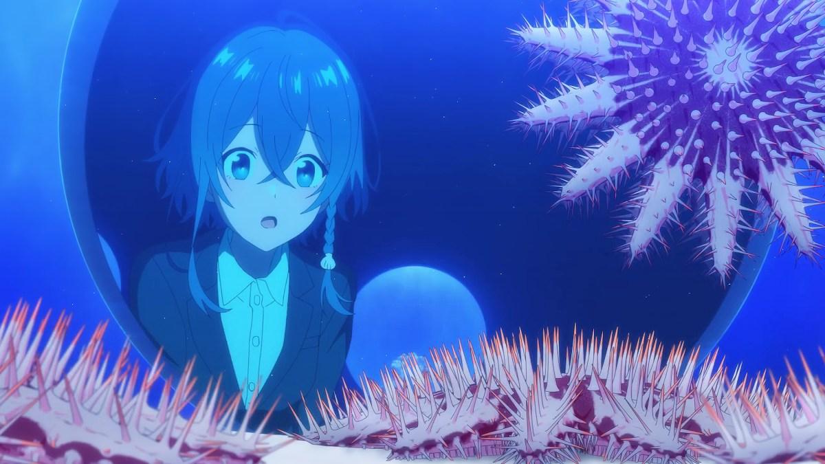 [Review] Shiroi Suna no Aquatope - Episode 13 8