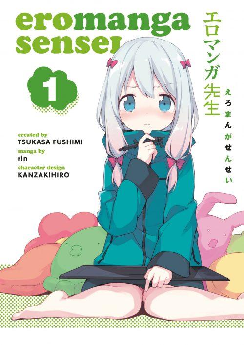Manga Eromanga Sensei akan Berakhir pada Bulan Mei 2
