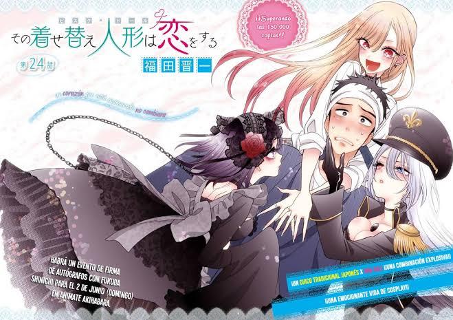 Manga Sono Bisque Doll wa Koi wo Suru Resmi Mendapatkan Adaptasi Anime 1