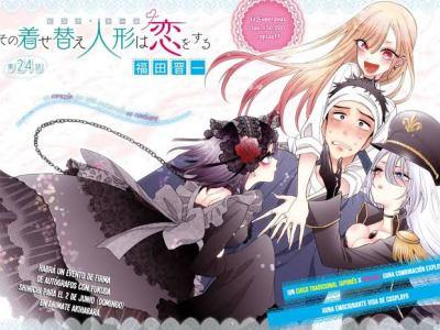 Manga Sono Bisque Doll wa Koi wo Suru Resmi Mendapatkan Adaptasi Anime 50
