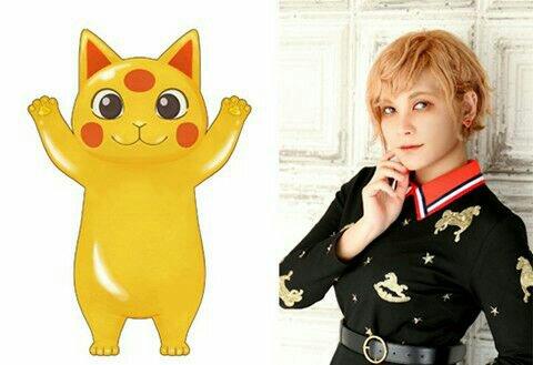 Anime TV Fushigi Dagashiya Zenitendō Diperankan oleh Wataru Takagi dan Ai Fairouz 3