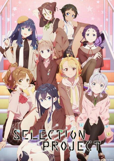 Anime Selection Project Mengungkapkan Video Promosi Baru dan Seiyuu Lainnya 6