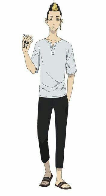 Anime Tokyo Revengers Diperankan oleh Showtaro Morikubo dan Takuya Eguchi 3