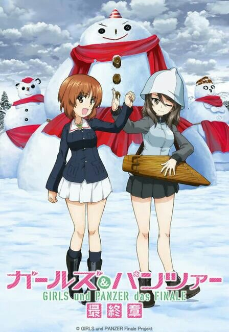 Teaser Film Girls & Panzer das Finale Ke-4 Ditayangkan 2