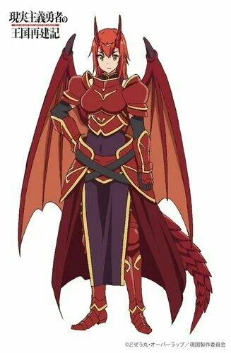 Aimi Berakting Suara dan Menyanyikan Lagu Penutup untuk Anime How a Realist Hero Rebuilt the Kingdom 2