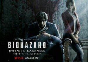 Seri CG Resident Evil: Infinite Darkness Mengungkapkan Trailer Baru, Sutradara, dan Informasi Lainnya 6