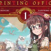 Manga Mahoutsukai no Insatsujo akan Berakhir pada Bulan April 13