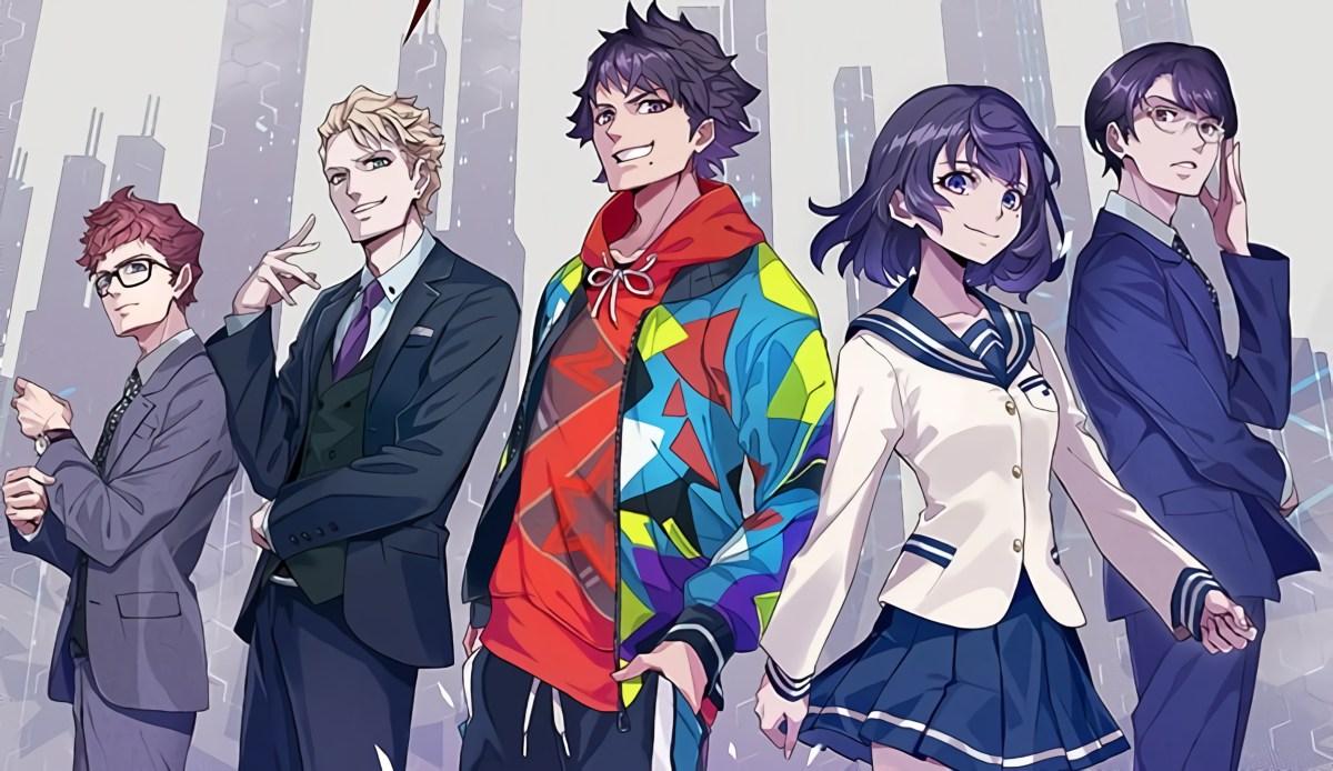 Anime Tesla Note akan Mulai Tayang pada Bulan Oktober 1