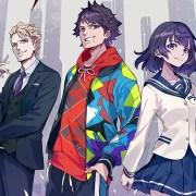 Manga Tesla Note Resmi Mendapatkan Adaptasi Anime TV 20