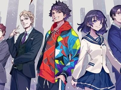 Manga Tesla Note Resmi Mendapatkan Adaptasi Anime TV 22