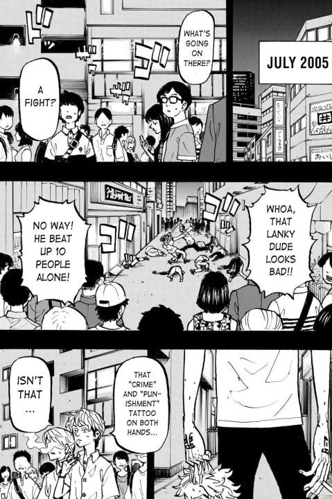 Bahas Tokyo Revengers Chapter ke 205 2