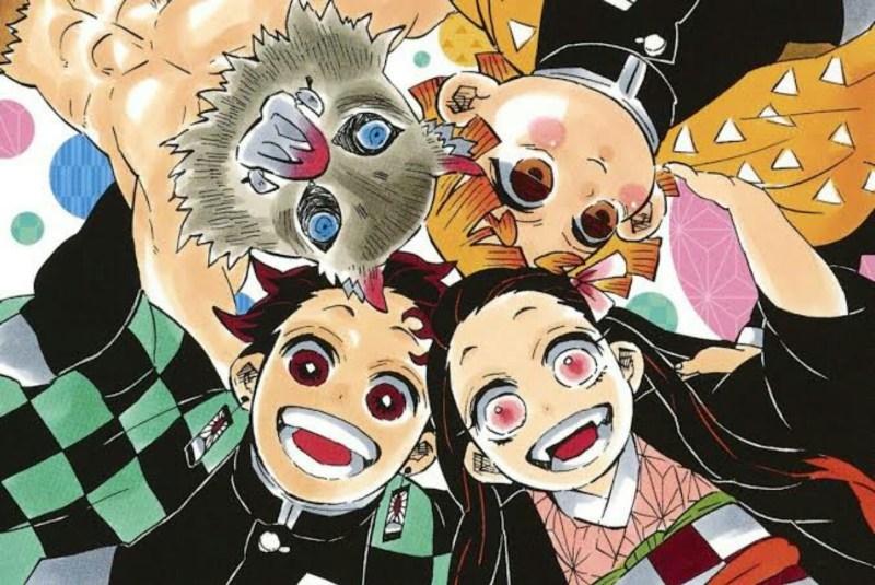 Berikut Volume Manga Terlaris dari Kodansha, Shogakukan, Shueisha: 2020-2021 1