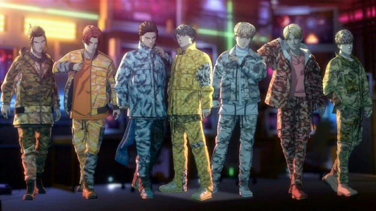 "Proyek 'Realitas Campuran"" Battle of Tokyo Menayangkan Video Musik The Rampage from Exile Tribe 5"