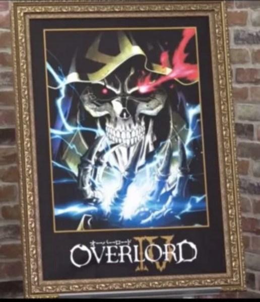 Anime TV Overlord Mendapatkan Season 4 dan Proyek Film Baru 1