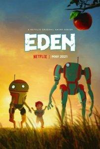 Netflix Mengungkapkan Seiyuu Lainnya dan Merilis Trailer Baru untuk Anime Petualangan Sci-Fi Eden 2