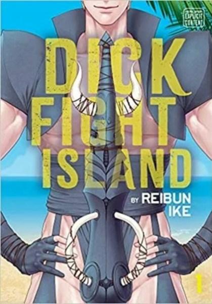 Dick Fight Island Saat Ini Menjadi Manga Romantis Terlaris Nomor 1 di Layanan Amazon 1