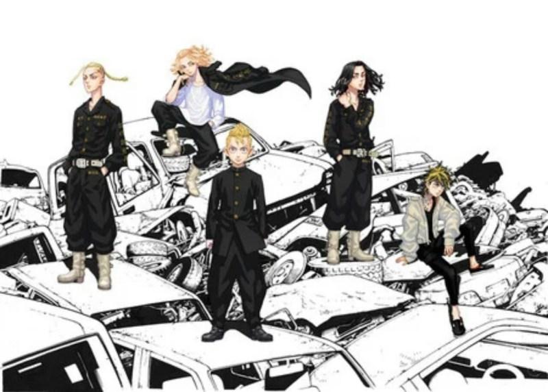 Manga Tokyo Revengers Menambahkan 6 Juta Salinan yang Memenuhi 670% Lonjakan Penjualan setelah Animenya Debut 1
