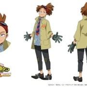Anime My Hero Academia The Movie: World Heroes' Mission Diperankan oleh Ryō Yoshizawa sebagai Karakter Orisinal 15