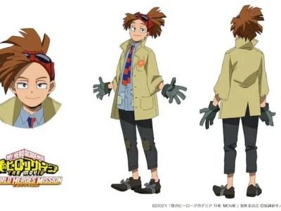 Anime My Hero Academia The Movie: World Heroes' Mission Diperankan oleh Ryō Yoshizawa sebagai Karakter Orisinal 93