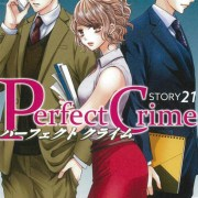 Ririo dan Aya Tsukishima Meluncurkan Manga Spinoff Perfect Crime pada Akhir Bulan April 11