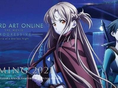 Odex Akan Menayangkan Film Anime Sword Art Online Progressive di Asia Tenggara Termasuk Indonesia 48