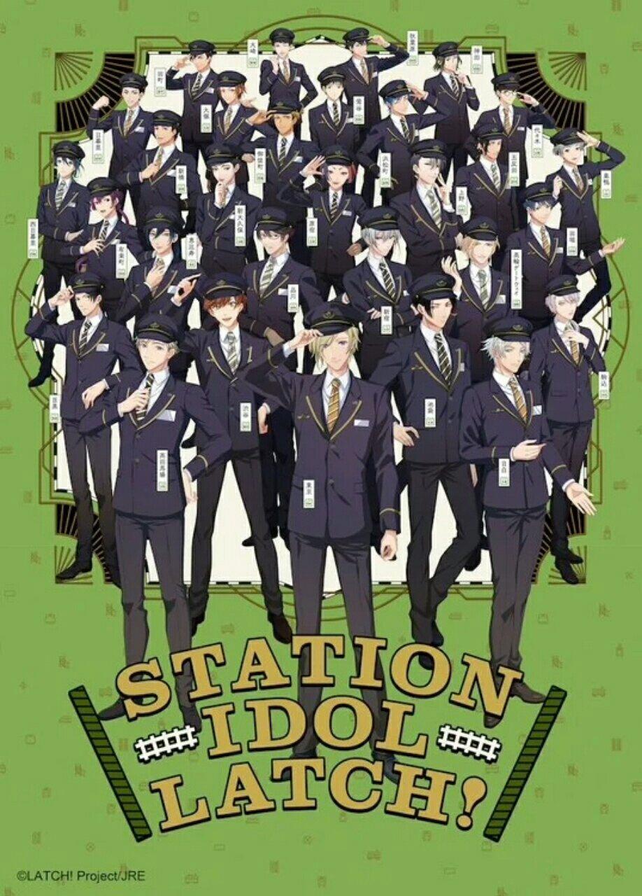 Proyek Station Idol Latch! Mengubah Stasiun Kereta Yamanote di Tokyo Menjadi Idola dengan Anime 2