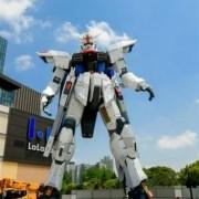 Sutradara Gundam SEED Membuat Video Anime untuk Patung Freedom Gundam Seukuran Asli 6