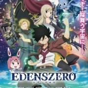 Ayumi Ayano dan Yūki Shin Ikut Berperan dalam Anime Edens Zero 7