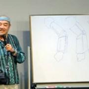 Desainer Mekanis Macross Kazutaka Miyatake Dilarikan ke Rumah Sakit setelah Kebakaran Rumah 18