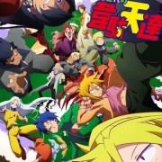 Anime Idaten Deities in the Peaceful Generation Mengungkapkan Informasi Lebih Lanjut Termasuk Tanggal Tayang Perdananya 17