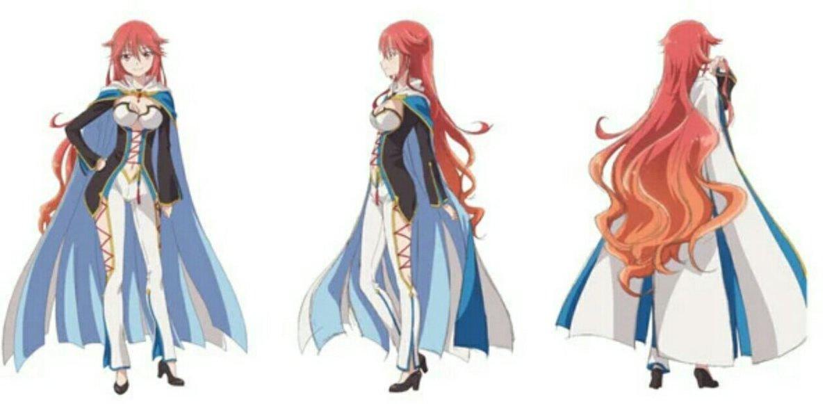 Anime She Professed Herself Pupil of the Wise Man Menambahkan 2 Anggota Seiyuu 3