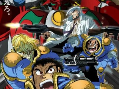 Anime Getter Robo Arc Telah Mengungkapkan Tanggal Tayangnya 81
