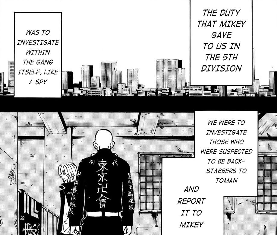 Bahas Tokyo Revengers Chapter ke 206 4