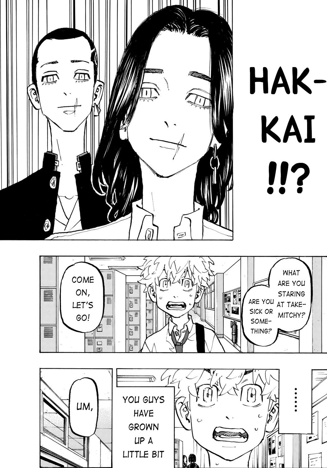 Bahas Tokyo Revengers Chapter ke 207 5