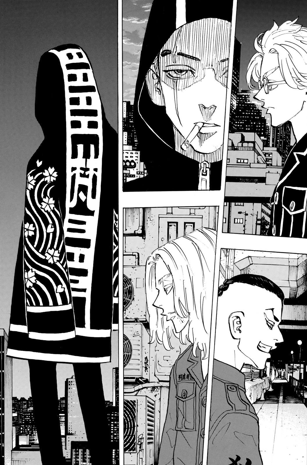 Bahas Tokyo Revengers Chapter ke 207 13