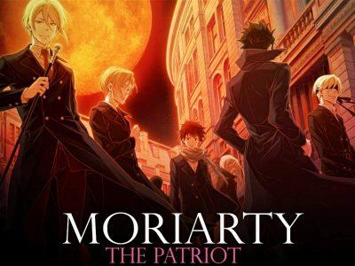 """Mengulas Arti Kata """"Patriot"""" Dalam Judul Moriarty the Patriot 6"""