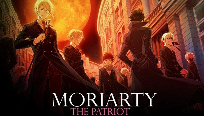 """Mengulas Arti Kata """"Patriot"""" Dalam Judul Moriarty the Patriot 83"""