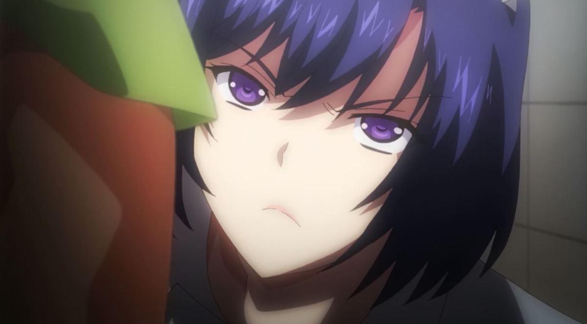 Gadis Perawat Dengan Ekpresi Jijik Kan Merawatmu Dengan Penuh Kasih Dalam Anime Sakusei Byoutou 37