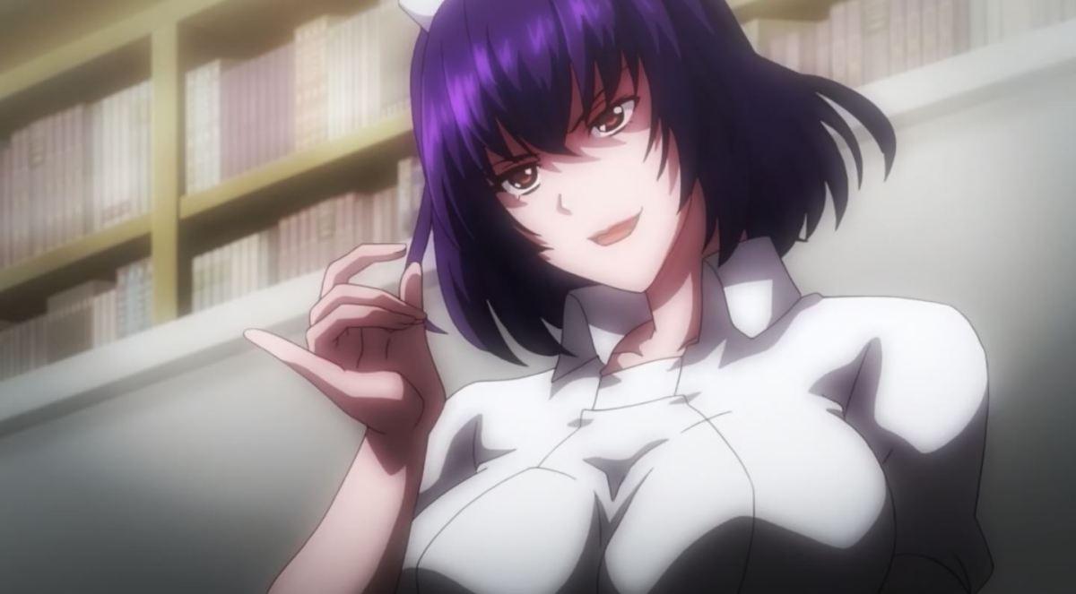 Gadis Perawat Dengan Ekpresi Jijik Kan Merawatmu Dengan Penuh Kasih Dalam Anime Sakusei Byoutou 49