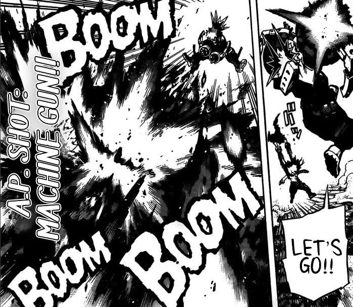 5 Super dan Ultimate Move Bakugo Katsuki di Anime My Hero Academia 12