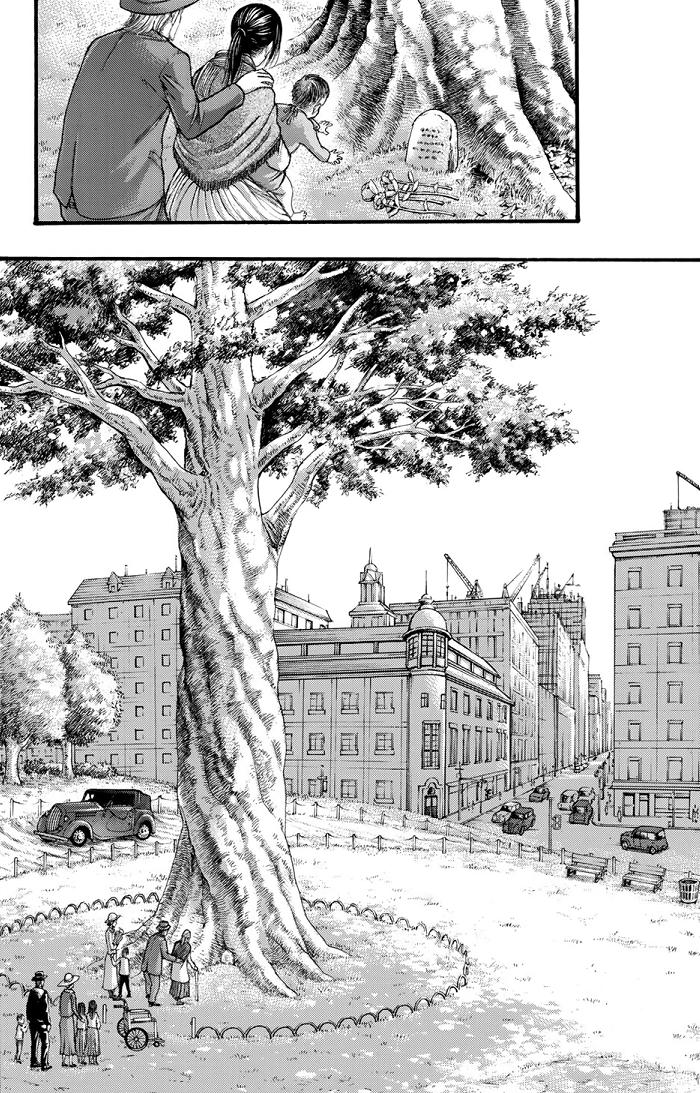 Beberapa Bocoran Manga Attack on Titan Volume 34 yang Telah Beredar 6