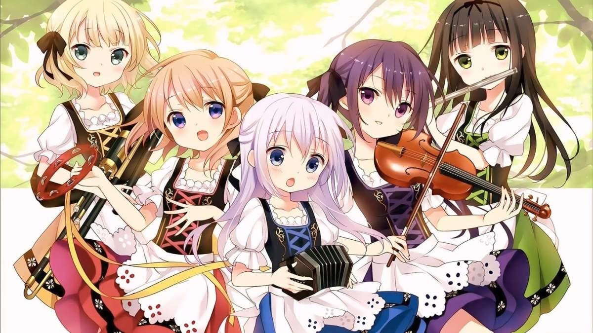 Suka Karakter Maid? Ini 8 Rekomendasi Anime untuk Kamu yang Suka dengan Karakter Maid 7
